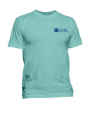 Men's At Ease Surf T-Shirt - Blue