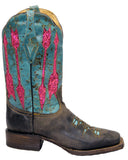 Womens Arrow Mad Dog Boots - Blue