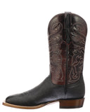 Men's Lance Smooth Ostrich Boots