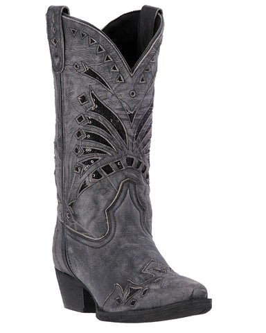 Womens Stevie Leather Boots