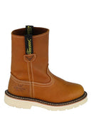 Youth Duke Wellington Boots - Tan
