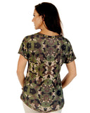 Women's Freedom Camo T-Shirt