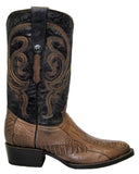 Men's Mad Dog Ostrich Boots