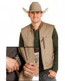 Mens Concealed Carry Vest
