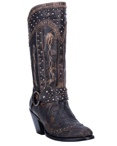 "Womens Sexy Back 12"" Dress Boots"