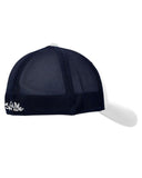 Tuna Life Ball Cap White