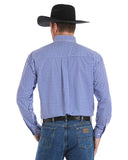 Men's George Strait Printed Western Shirt