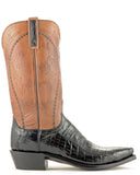 Men's Ultra Belly Caiman Boots