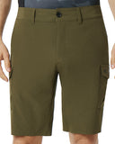Men's Hybrid Cargo Shorts - Green