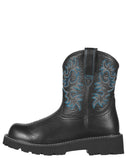 Womens Black Deer Fatbaby Boots
