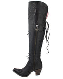 Women's Spirit Animal Knee High Boots