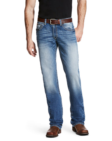 Mens M5 Slim Straight Leg Powell Jeans