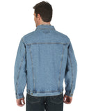 Men's Rugged Wear Denim Jacket - Indigo
