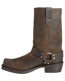 Mens Harness Boots
