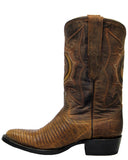 Men's Brandy Lizard Boots