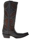 Womens Leila Boots - Black