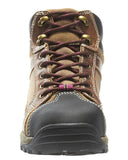Women's Chisel Steel-Toe Lace-Up Boots