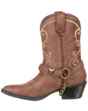 Youth Lil' Crush Heartfelt Boots