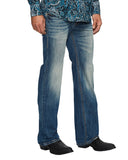 Men's ReFlex Pistol Straight Leg Jean - Dark