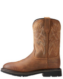 Mens Sierra Everett Pull-On Boots