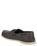 Men's Authentic Original Cross Lace Boat Shoes - Grey