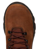 Mens Rocky Bigfoot Lace-Up Boots - Brown