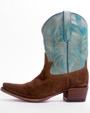 Womens Dirt Road Dreamer Boots - Chocolate