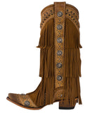 Women's Wind Walker Fringe Boots