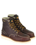 "Mens Moc Pitstop H20 6"" Steel-Toe Shoes"