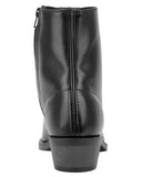 Mens Side Zipper Boots