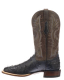 Men's Cliff Full Quill Ostrich Boots