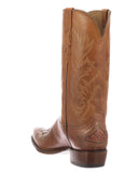 Men's Bynum Exotic Inlay Western Boots