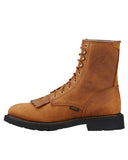 Mens Cascade 8 Lace-Up Boots