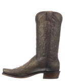 Men's Bynum Gator Inlay Western Boots