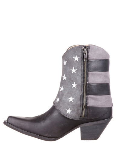 b9c7e6cd0c Womens Crush Fold Down Flag Bootie – Skip s Western Outfitters