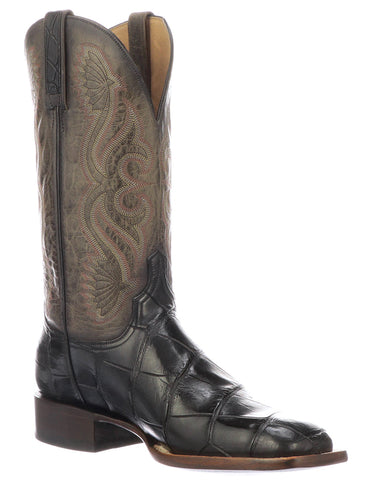 Men's Roy Giant Gator Western Boots
