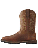 Mens Groundbreaker Pull-On Boots