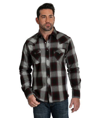 Men's RETRO® Flannel Western Shirt