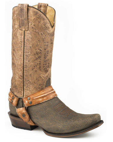Men's Tombstone Harness Boots