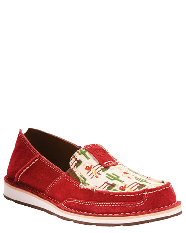 Women's Vintage Cowgirl Cruiser Shoes