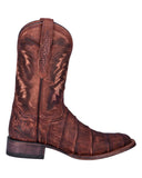 Men's Alligator Print Western Boots