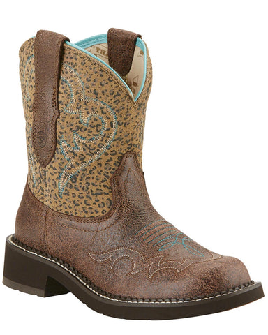 Women's Fatbaby Heritage Harmony Western Boots