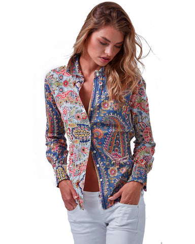 Women's Montego Bay Mix Blouse