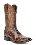 Men's Burton Alligator Western Boots