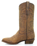 Men's Roderick Embroidered Western Boots