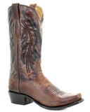 Men's Jim Embroidered Western Boots