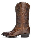 Men's Doroteo Alligator Western Boots