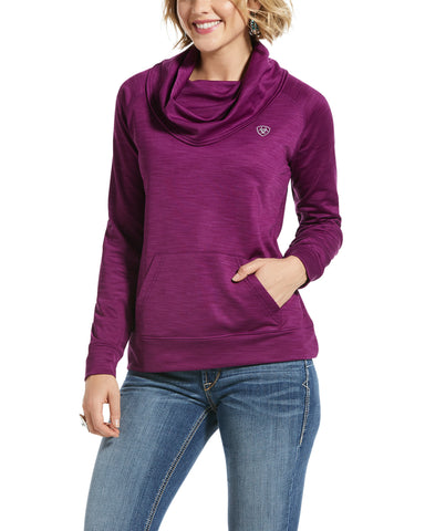 Women's Conquest Cowlneck Sweatshirt