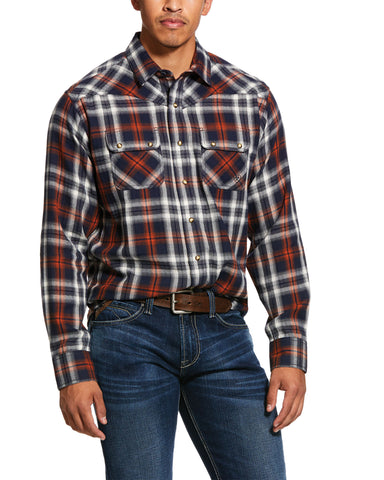 Men's Jerome Retro Western Shirt