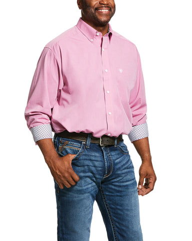 Men's Pinpoint Oxford Western Shirt